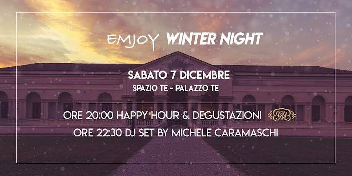 Emjoy Winter Night @ Spazio Te by Mengazzoli