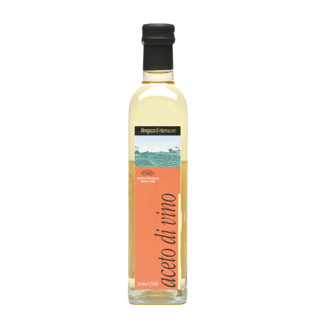 White wine vinegar - Selection