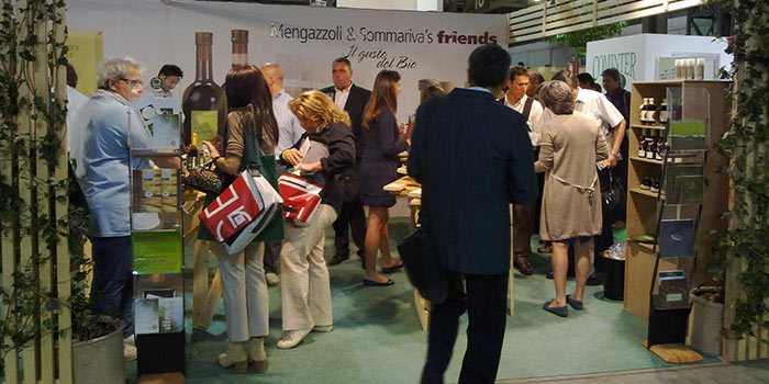 Acetificio Mengazzoli at Tuttofood and at BtoBio 2011
