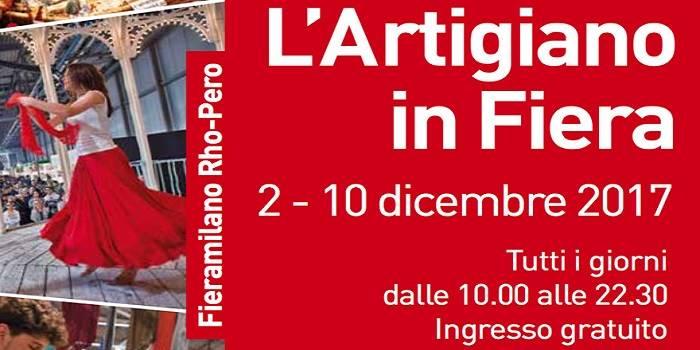 Fairs and events for Artigiano in fiera 2017