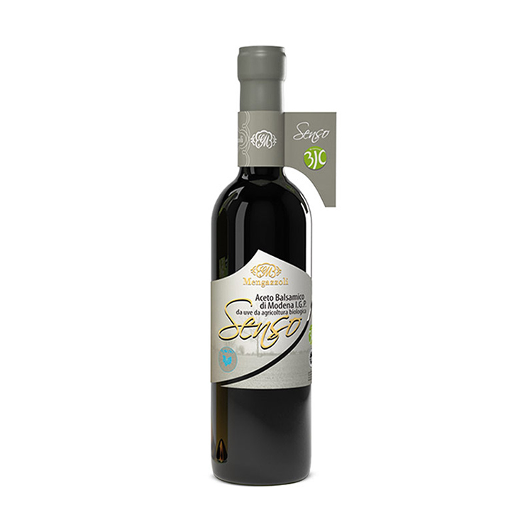 Organic Balsamic Vinegar of Modena PGI Senso Blue