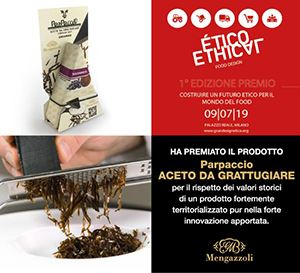 Ethical Food Design: premiato il Parpaccio
